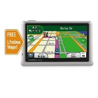 Garmin nüvi 1450LM 5-Inch Touchscreen Portable GPS Navigator