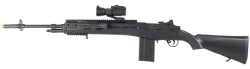 M160b2 Spring M14 Airsoft Sniper Rifle FPS - 287