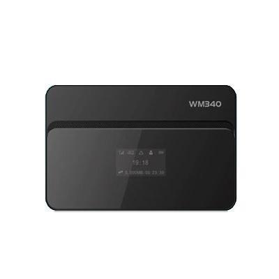 富士ソフト モバイルWiFiルーター WM340