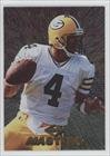 Brett Favre Green Bay Packers (Football Card) 1997 Collector's Edge Masters #94