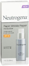 Neutrogena Rapid Wrinkle Repair, SPF 30, 1  Ounce