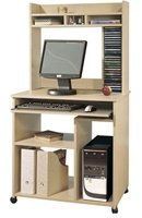 Buy Low Price Comfortable Computer Desk in Natural Maple by South Shore (B00391BLAU)