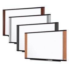 3M M3624G - Melamine Dry Erase Board, 36 X 24, White, Graphite Frame-Mmmm3624G
