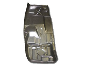 1975-81 Chevy Camaro and Pontiac Firebird Complete Front Floor Pan (Driver Side) (Camaro Floor Pan compare prices)