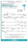 img - for PURIFY MY HEART (REFINER'S FIRE) - Brian Doerksen - Patrick Tierney - Doerksen, Brian - Choral - Sheet Music book / textbook / text book