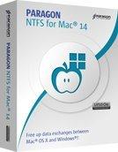 NTFS for Mac® 14 (versions anglaise, française, italienne, espagnole, allemande)