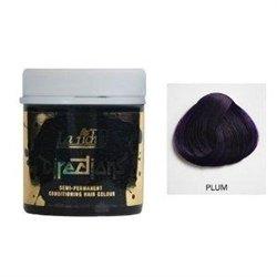 2 la riche directions semi permanentes 88ml de conditionnement des cheveux de couleur prune brush tinting - Coloration Phmre