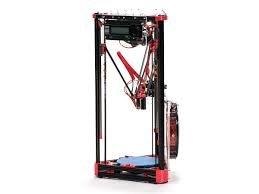 New 3D Printer Saturn5 Mini Delta Parallel Arm K800 3 Printer Automatic Leveling