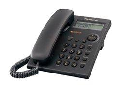 Panasonic KX-TSC11 Integrated Corded Telephone, Black