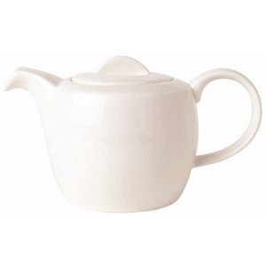 Bone Ascot Tea Pot Capacity: 1 Litre (35Oz).