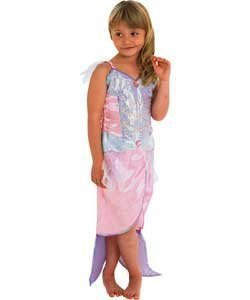 Meerjungfrau - Kinder- Kostüm - Medium - 116cm