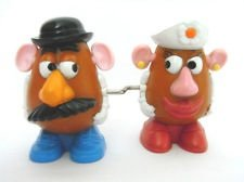 Toy Story Mr And Mrs Potato Head front-807564
