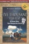 img - for The Five Thousand Year Leap: 30 Year Anniversary Edition with Glenn Beck Foreword 1st (first) edition Text Only book / textbook / text book