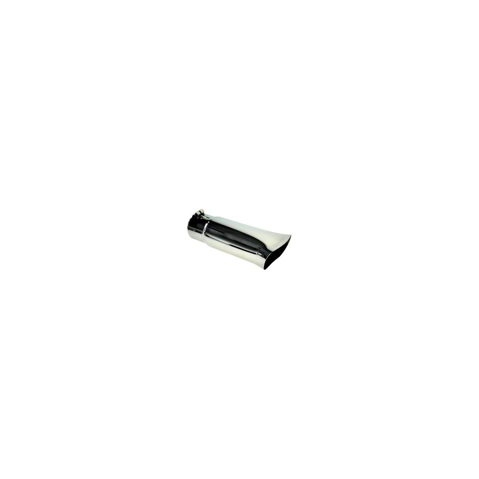 Gibson 500536 Polished Stainless Steel Exhaust Tip