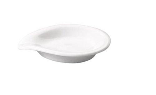 Kahla - Porcelaine pour les Sens 397757A90039C Five Senses Petit Bol à Trempettes Blanc 11 cm