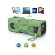 VINA MS-329 Scorpion Style Waterproof NFC Wireless Bluetooth 4.0 Speaker for Cellphone - Army Green Army Green
