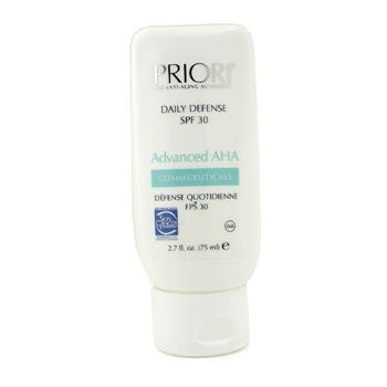 Exclusive By Priori Advanced AHA Daily Defense SPF 30