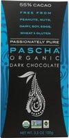 Pascha Organic Dark Chocolate -- 3.5 oz by Pascha