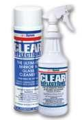 ITW Dymon Clear Reflection Mirror and Glass Cleaner, 20 Ounce Aerosol Can -- 12 cans per case.