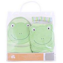Just Born Bath Gift Set - Green front-324891