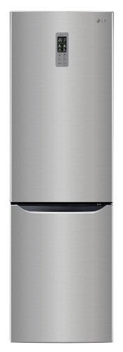 LG   GBB539PZQZS Libera installazione Acciaio inossidabile 227L 91L A++ frigorifero con congelatore