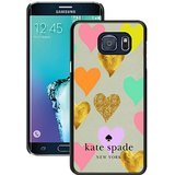 img - for Genuine Kate S6 Edge Plus Case,Kate Spade 125 Black Samsung Galaxy S6 Edge Plus Screen Phone Case Grace and Sweet Design book / textbook / text book