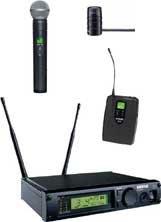 Shure Ulxp124/85 Combo Wireless System, J1
