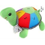 Baby Ganz Musical Animals - Mobey Turtle - 1