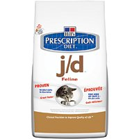 Hill's Prescription Diet J/d Feline (Dry)