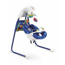 Fisher Price Ocean Wonders Cradle 'n Swing