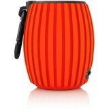 Philips SBT30ORG/27 SoundShooter Orange Wireless Bluetooth Portable Speaker (Orange)