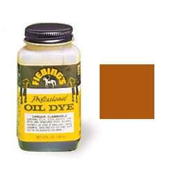 Tandy Leather Fiebings Professional Oil Dye Saddle Tan 2110-04  4Fl. OZ (Leather Dye compare prices)