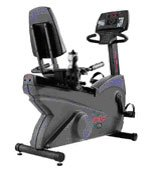 Life Fitness 9500RHR  Recumbent Bike - Remanufactured