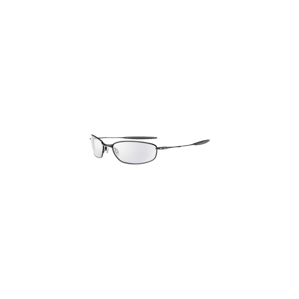 ce772fc2a3 Oakley Whisker 6B Eyeglasses Frame  Pewter Color 55mm  on PopScreen
