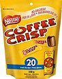 20 Snack Size Coffee Crisp (230g / 8.1oz) Made
