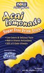 Acai Lemonade Sugar Free Drink Sticks 1.7 Oz Sticks 12 Sticks-2 Pack