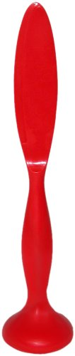 Standing Knife Spreader - Red Blade And Handle - Made In Italy