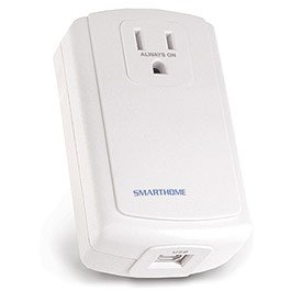 Insteon 2413U PowerLinc Modem INSTEON Dual-Band USB Interface, White