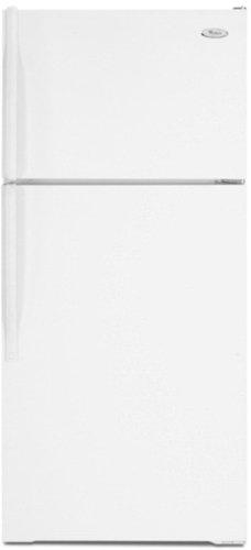 Whirlpool : W4TXNWFWQ 28 14.4 cu. ft. Top-Freezer Refrigerator with 2 Wire Shelves White