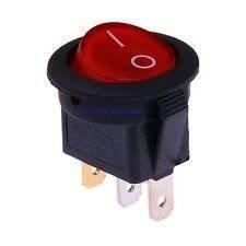 red-planet-5x-interruptor-redondo-basculante-rojo-iluminado-on-off-3-polos-con-luz-220v