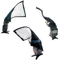 Expoimaging Rogue FlashBender Kit, with Bounce Card / Flag, Large Positionable Reflector & Small Positionable Reflector