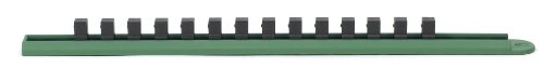 Images for GearWrench 83110 3/8-Inch Dr Slide Skt Rail, Green