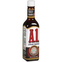 A1 Bold Spicy Steak Sauce With Tabasco Sauce- 10 Oz from Kraft Foods