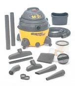 Shop-Vac 962-14-00 Ultra Pro Wet Dry Vacuum 14-Gallon 5 5-HP