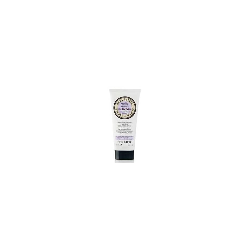 Perlier Shea Butter Hand Cream with Lavender Extract 3.3 Fl Oz