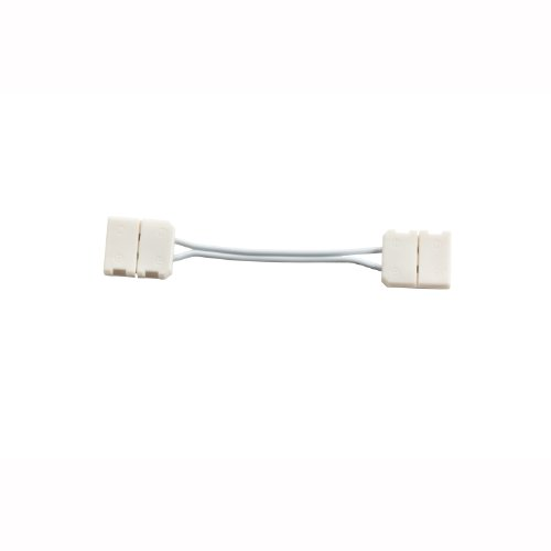 Kichler Lighting 1Ic02Wh 2-Inch Flexible Interconnect Cable, White