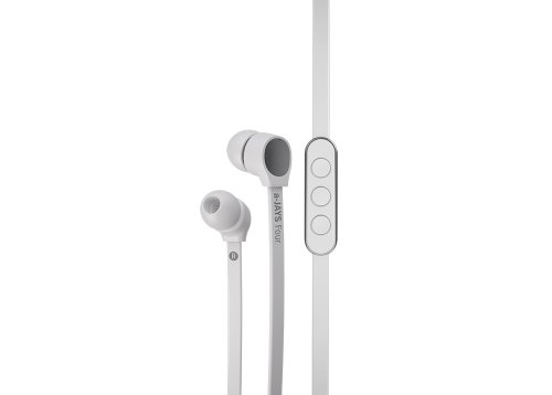 Jays A-Jays Four Remote Earphones - White
