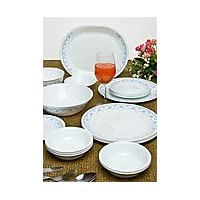 Corelle Essential Series Provincial Blue 21 Pcs