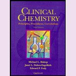 Clinical Chemistry: Principles, Procedures, Correlations (0397551673) by Duben-Engelkirk, Janet L.