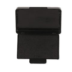 5440 4 o 45b59 -- T5440 Dater Replacement Ink Pad, 1 1/8 x 2, Black